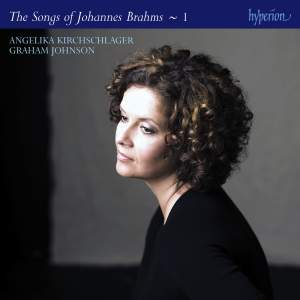 Brahms: The Complete Songs Volume 1 (Angelika Kirchschlager)