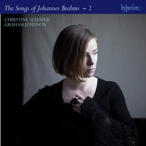 Brahms: The Complete Songs Volume 2 (Christine Schäfer) Product Image
