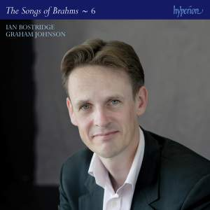 Brahms: The Complete Songs Volume 6 (Ian Bostridge) Product Image