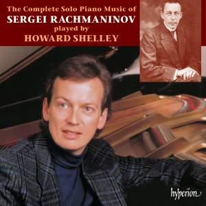 Rachmaninov - The Complete Solo Piano Music Product Image