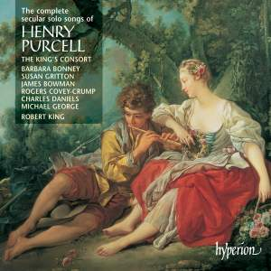 Purcell - Complete Secular Solo Songs