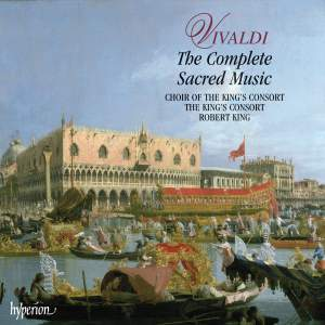 Vivaldi - The Complete Sacred Music