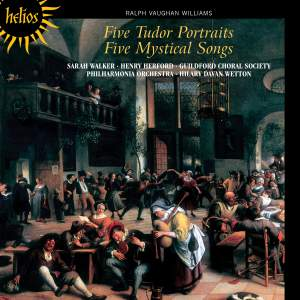 Vaughan Williams: Five Mystical Songs & Five Tudor Portraits Product Image