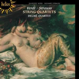 Verdi & Strauss: String Quartets