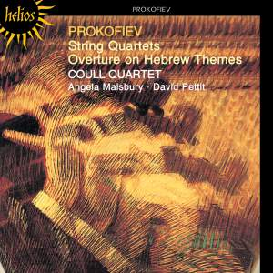 Prokofiev: String Quartets Nos. 1 & 2, Overture on Hebrew Themes