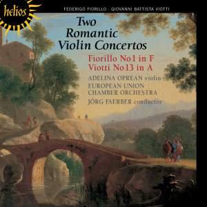 Viotti & Fiorillo: Violin Concertos