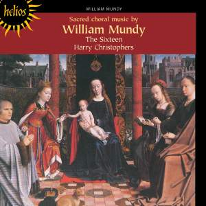 William Mundy: Cathedral Music