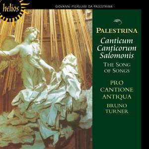 Palestrina: Canticum Canticorum, cycle of 29 motets