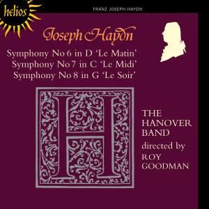 Haydn - Symphonies Nos. 6, 7 & 8