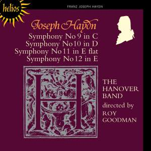 Haydn - Symphonies 9-12 Product Image