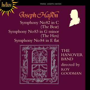 Haydn - Symphonies Nos. 82, 83 & 84 Product Image