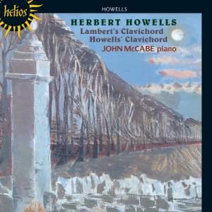 Howells: Lambert's Clavichord & Howells' Clavichord Product Image
