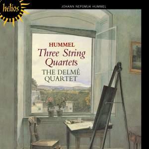 Hummel, J: String Quartets Op. 30 Nos. 1, 2 & 3