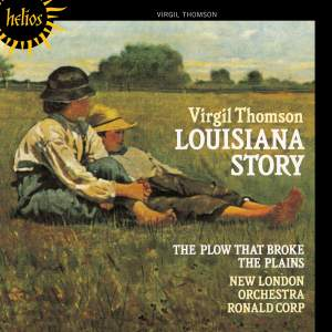 Virgil Thomson - Louisiana Story and other film music