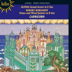 Glinka & Rimsky-Korsakov - Chamber Music