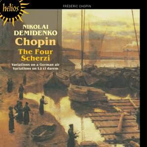 Chopin - The Four Scherzi