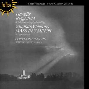 Howells: Requiem & Vaughan Williams: Mass in G minor