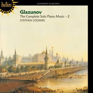 Glazunov - Complete Solo Piano Music, Volume 2