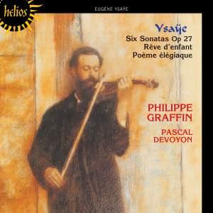 Ysaÿe - Violin Music