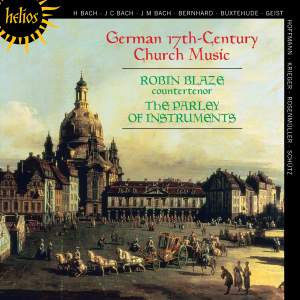 German 17th-Century Church Music