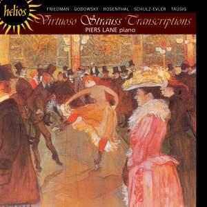 Virtuoso Strauss Transcriptions