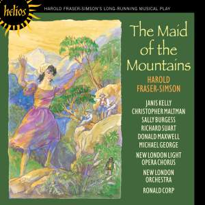 Fraser-Simson: The Maid of the Mountains