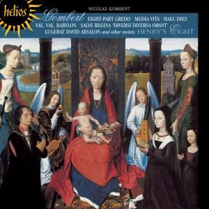 Nicolas Gombert - Sacred Choral Music