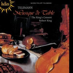 Telemann - Musique de Table
