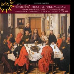 Gombert: Missa Tempore paschali & Motets