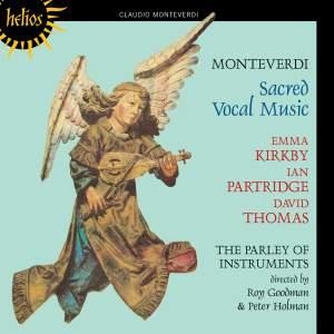 Monteverdi - Sacred Vocal Music