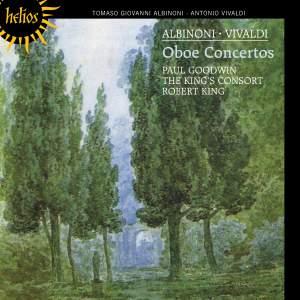 Albinoni & Vivaldi - Oboe Concertos