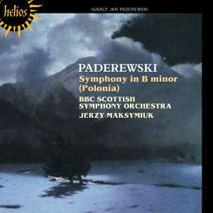 Paderewski: Symphony in B minor (Polonia) Op. 24 Product Image