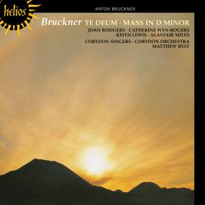 Bruckner - Mass in D minor & Te Deum Product Image