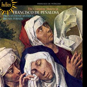 Peñalosa - The Complete Motets