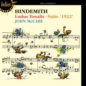 Hindemith: Ludus Tonalis & Suite '1922'