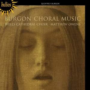 Geoffrey Burgon: Choral Music