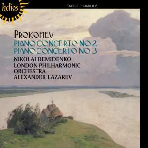 Prokofiev: Piano Concertos Nos. 2 & 3