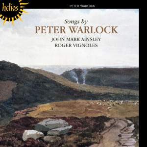 Songs by Peter Warlock