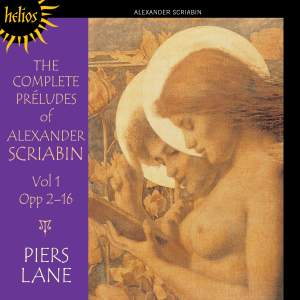 Scriabin: The Complete Préludes Volume 1