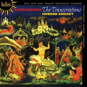 Rachmaninov: The Transcriptions