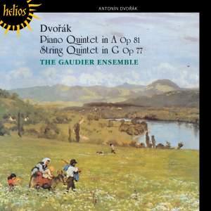 Dvorak: Piano Quintet & String Quintet