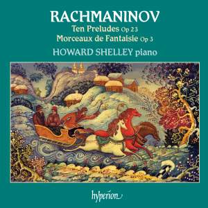 Rachmaninov - Preludes Op. 23