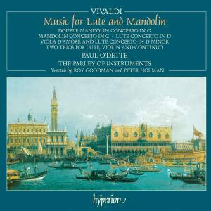 Vivaldi - Music for Lute and Mandolin