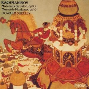 Rachmaninov: Moments Musicaux Product Image