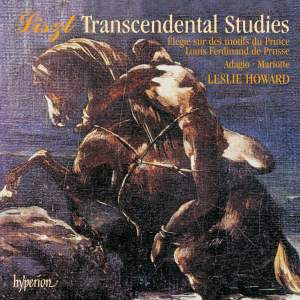 Liszt Complete Music for Solo Piano 4: Transcendental Studies