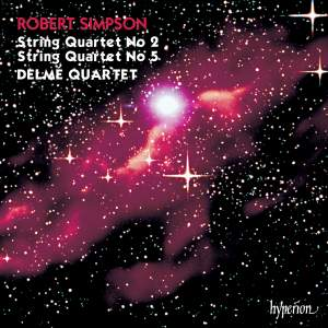 Robert Simpson: String Quartets 2 & 5