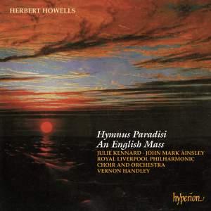 Howells: Hymnus Paradisi Product Image
