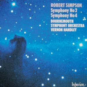 Simpson - Symphonies Nos. 2 & 4