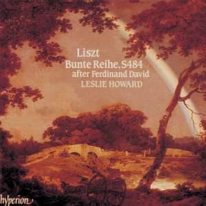 Liszt Complete Music for Solo Piano 16: Bunte Reihe