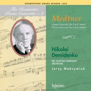 The Romantic Piano Concerto 2 - Medtner